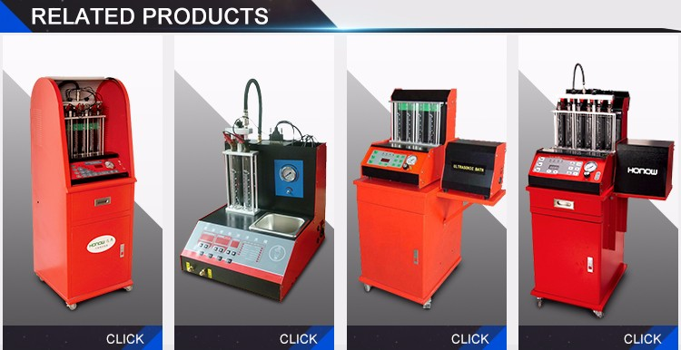 Full automatic fuel injector testing machine HO-6C