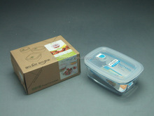 840ml takeaway protect fresh box food storage container