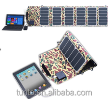 Factory price Epoxy laminated portable solar panel,module for solar toys Folding for RV, home use, camping, caravan