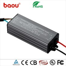 Baou 20V 20w waterproof electronic led driver for street light