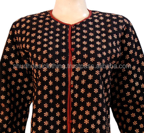 Exclusive Vintage Kantha Jackets and Coats on Discounted Prices