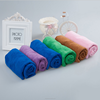 Wholesale promotion quick dry gym towel hand towel car cleanning cloth