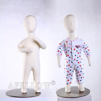 CH06M Soft body foam kids mannequin