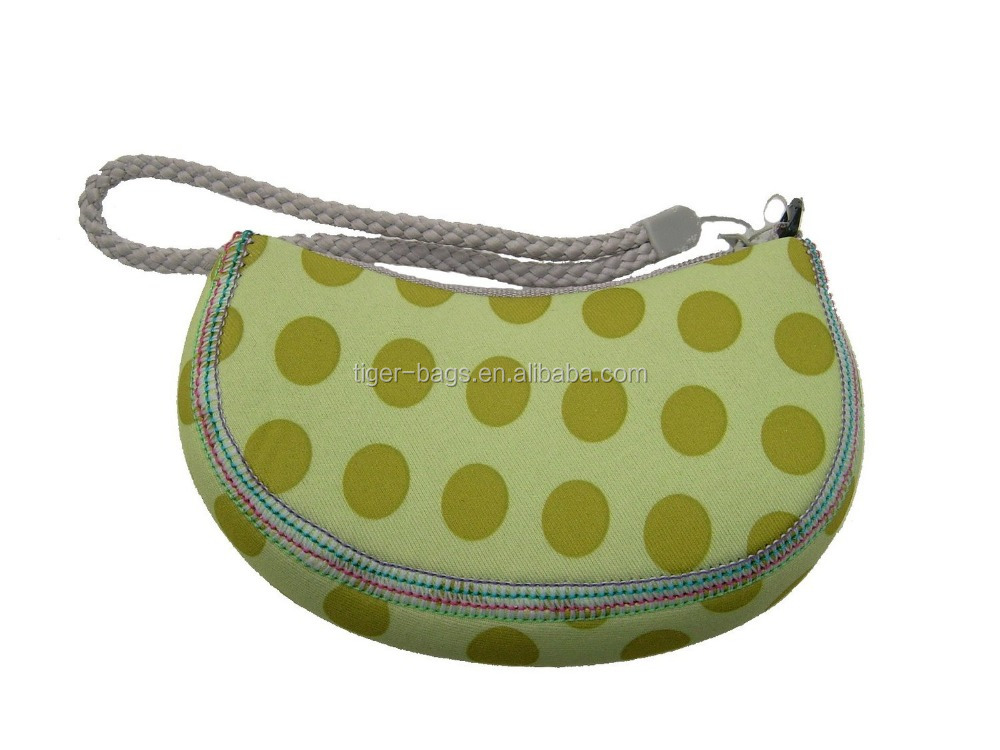 Wholesale Cheap Zipper Custom mini Coin Purse ,plush coin bag