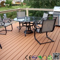 Furniture outdoor recycled decking