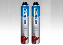 Factory Direct Supply OEM Logo Acceptable High Density Expansion Can Construction PU Foam Polyurethane Spray