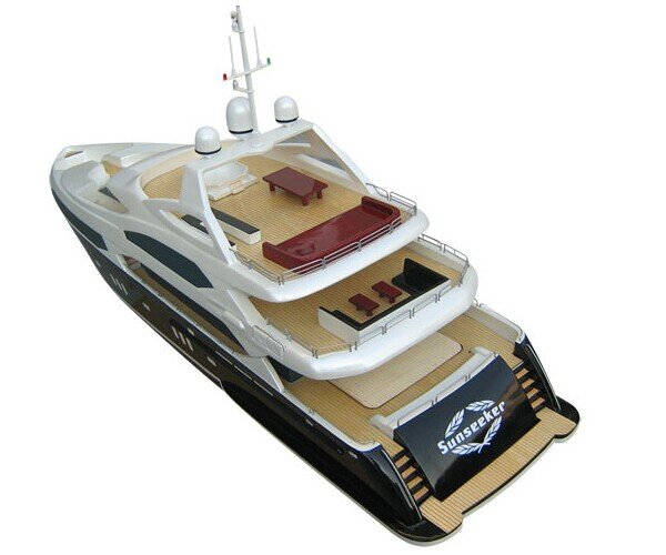 Sunseeker Tri-deck Luxury Yacht rc jet boats for sale