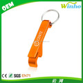 Winho printed metal opener key ring