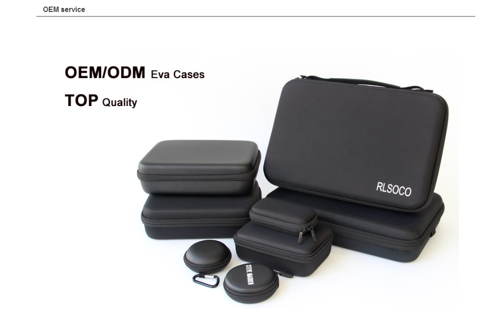 eva microphone cases