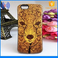 New Arrival PC+TPU Rugged Iface Case for Huawei P6 Cute Animal Printed