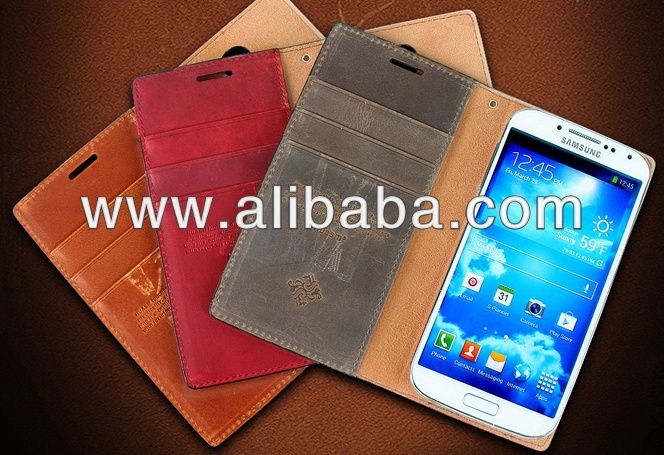 Genuine Leather Smartphone Case