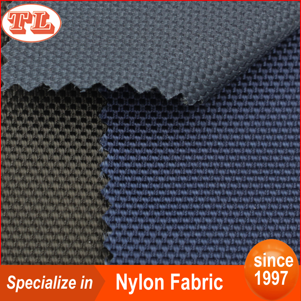 abrasion resistant 1680D ballistic nylon fabric with pu coated for tool belts