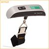 Super Quality Electronic Digital Light Weight Portable Travel Luggage Scale Attach to Luggage