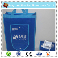 Eco Friendly Biodegradable Nonwoven Fabric Bag For Shopping