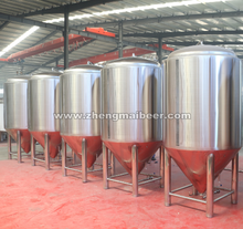 Beer Fermenter For Making Wine Craft Ginger Cider 10hl Brewery Equipment