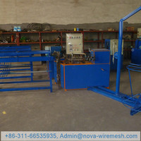 Automatic chain link making machine / Automatic chain link fence machine price / Used chain link machine for sale