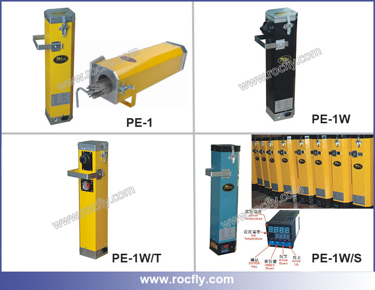PE-1 Portable Electrode Rod Drying Ovens
