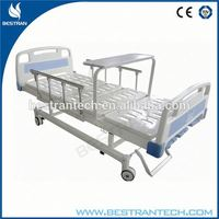 China BT-AM112 manual crank hospital patient bed, patient transfer bed