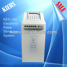 2014Best Electrotherapy slimming equipments electric pulse machine