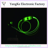 Promotional Led Light Up Earphones Consumer