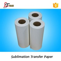 custom cheap sublimation flock heat transfer print paper
