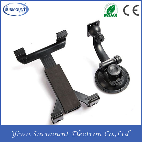 Car windshield dashboard universal mount convenient clever windscreen tablet holder for car for ipad mini air 1 2 3 4
