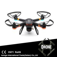 Plastic rc drone rotate 360 degrees with fast delivery