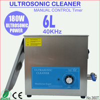 6L Small Ultrasound Industrial Parts Washer Ultrasonic Washing Machine