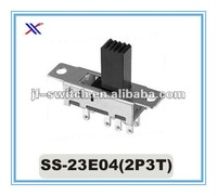 8 pin smd mini slide switch SS-23E04(2P3T)