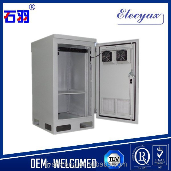 Outdoor telecom equipment/battery cabinet/server rack cabinet/SK-235M 19'' equipment racks with fan