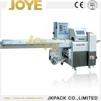 Top 5 Full Automatic Plastic Ruler Horizontal Pillow Type Wrapping Machine