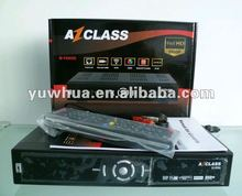 hot selling receptor satelital hd azclass s1000 in south america