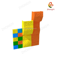 2017 Popular Outdoor Playground for Children Rock Climbing Wall