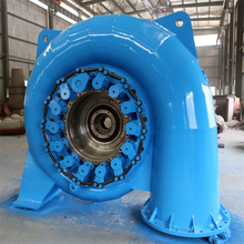 Good Quality Hydro / Water Turbine Generator for Hydropower Plant