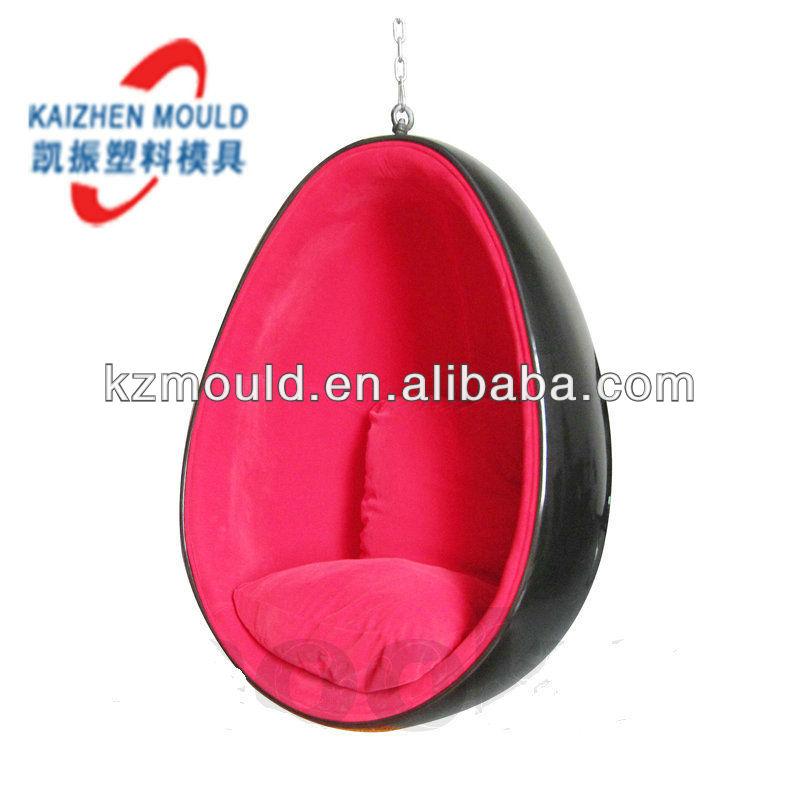 Dise o creativo pl stico huevo silla shell molde moldes for Silla huevo precio