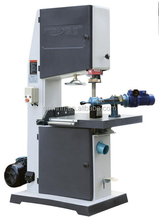 Auto feeding vertical band saw/ good cutting band saw MJG396U