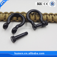 US Type Screw Pin Bow Shackle