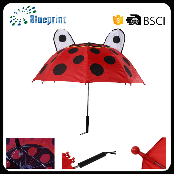 Umbrella factory fancy gift cartoon ear kid umbrella /child umbrella