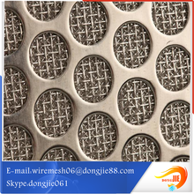 Well designed oscillating screen perforated metal