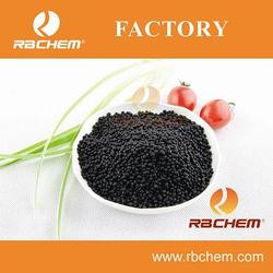 Agriculture fertilizer NPK fertilizer nitrogen fertilizer BLACK UREA RBCHEM