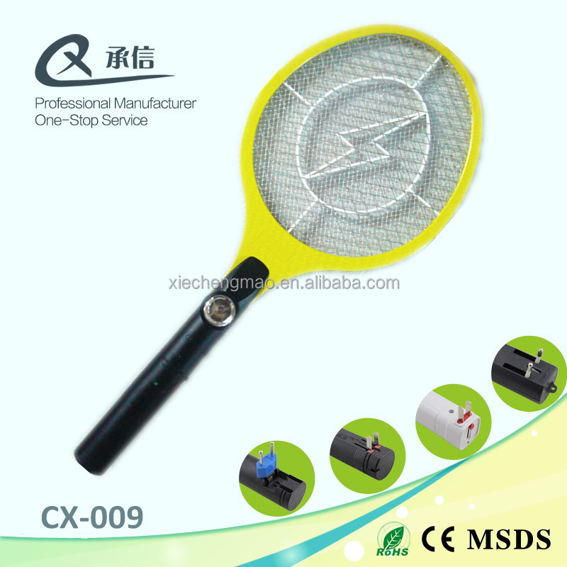 Electronic Mosquito Killer Swatter Rechargeable