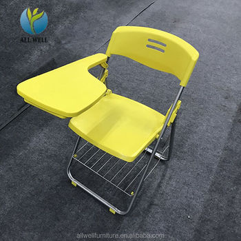 Plastic Manufacturer wholesale folding cushion Student folding chair