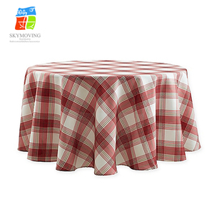 Quality Guarantee Stronger Durable polyester table cloth