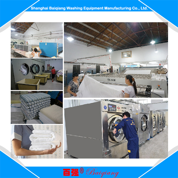 Commercial Automatic laundry washing equipment cleaning machine for laundry