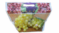 Seedless grape packaging bag / grape bag with air holes / grape bag