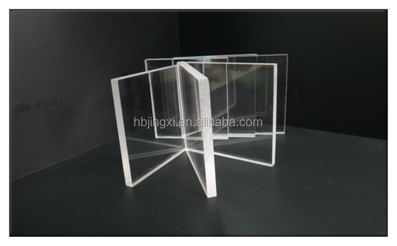 3mm transparent acrylic sheet PMMA sheet