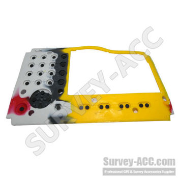 replacement  for TS06 Rubber Keyboard, Keypad for Total Station