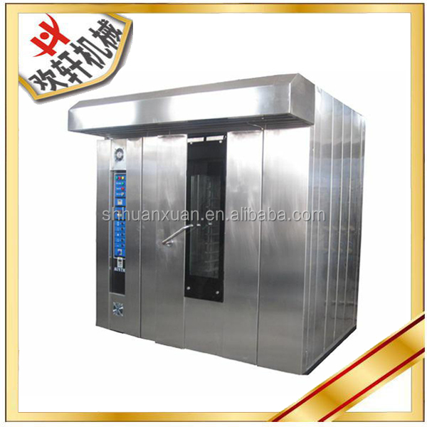 The Most Novel gas rotary oven for bakery room