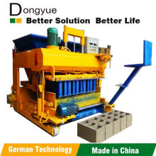concrete block compressive strength qtm6-25 dongyue machinery group