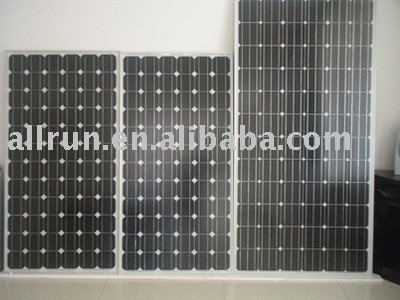 ALLRUN BRAND promotion price factory directly poly MONO 170w solar panel